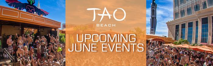 Las Vegas Marquee Events in June