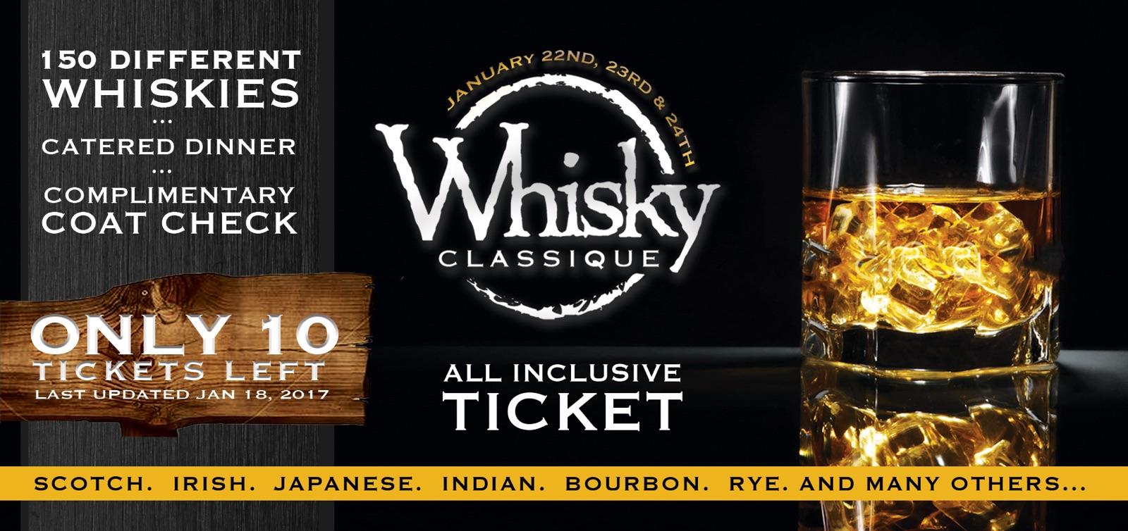 Whisky Classique