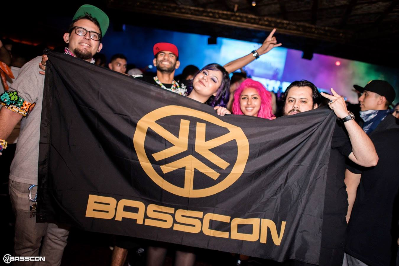 BASSCON POOL PARTY WILL BE THE FIRST EVER HARDSTYLE POOL PARTY IN THE U.S. DURING EDC WEEK 2016