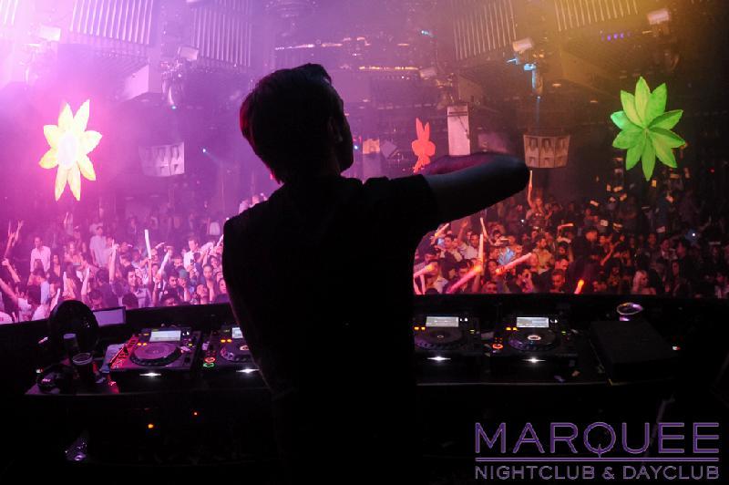 EDC Las Vegas Marquee Nightclub