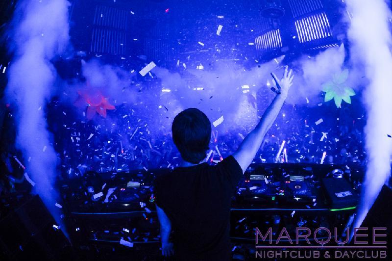 Andrew Rayel EDC Las Vegas Marquee