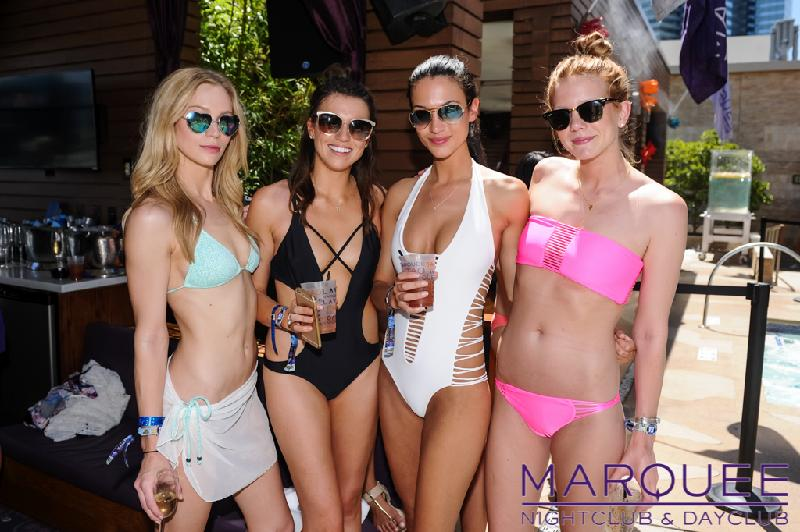 EDC Las Vegas Marquee Dayclub