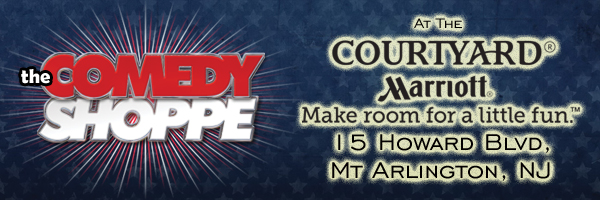 The Comedy Shoppe at the Courtyard Marriott