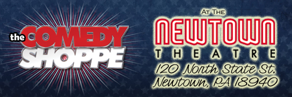 The Comedy Shoppe at the Newtown Theater