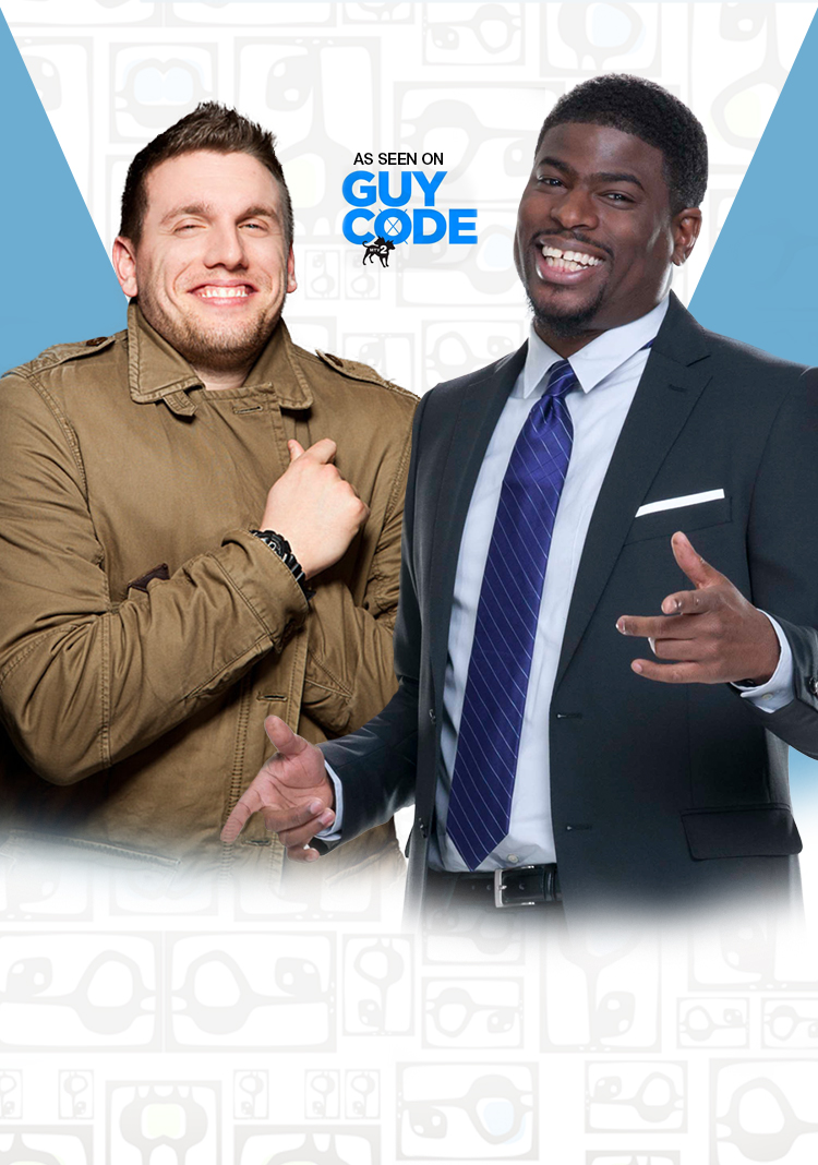 Damien Lemon  Chris Distefano from Guy Code