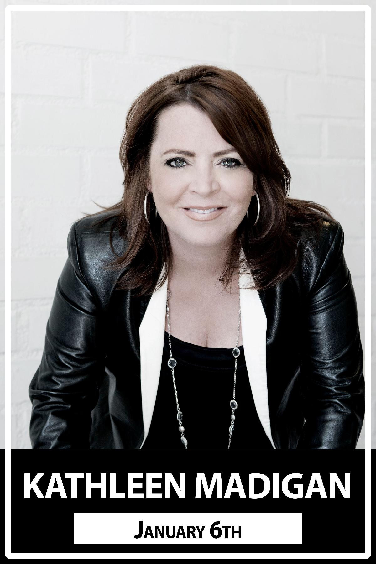 Kathleen Madigan seen on LCS, Leno, Letterman, Conan, Ferguson and so much more live at Zanies Comedy Club January 6, 2016