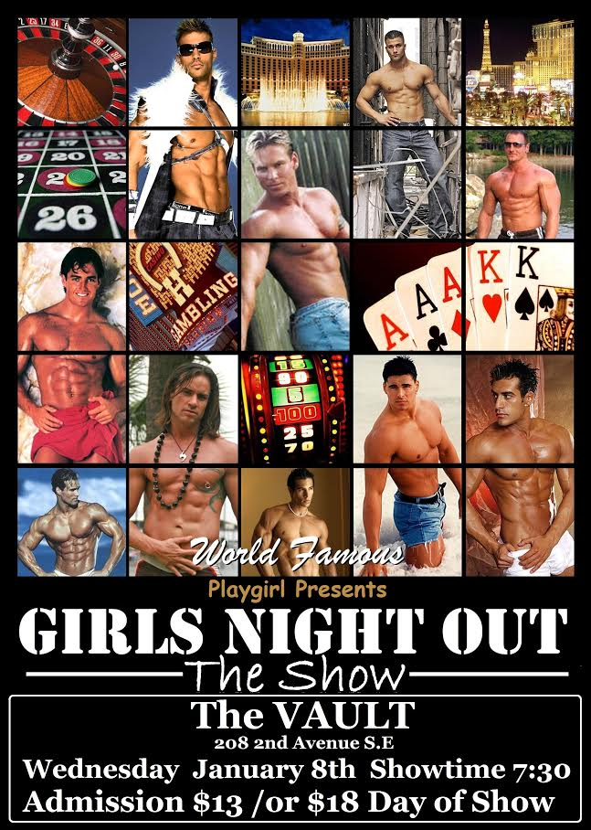 Playgirl - Ladies Night Out