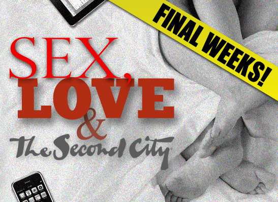Sex Love  The Second City A Romantic Dot Comedy