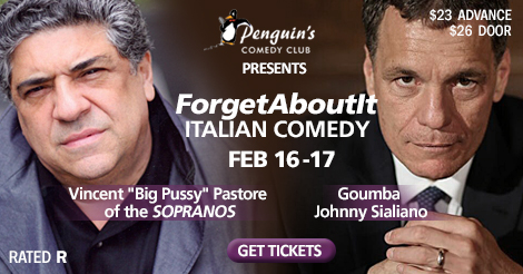 FORGETABOUTIT Italian Comedy -  starring Vincent