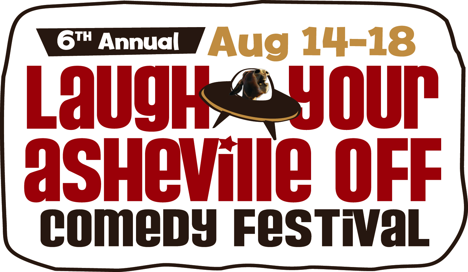 The 6th Annual Laugh Your Asheville Off Comedy Festival Highland Brewing Launch Party Showcase featuring Comedy Centrals Matt Fulchiron