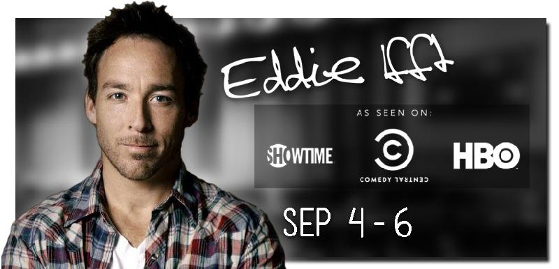 Eddie Ifft as seen on Chelsea Lately Showtime Comedy Central HBO and much more For a sneak peek click here then select video preview