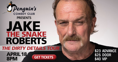 Jake the Snake - Dirty Details Tour