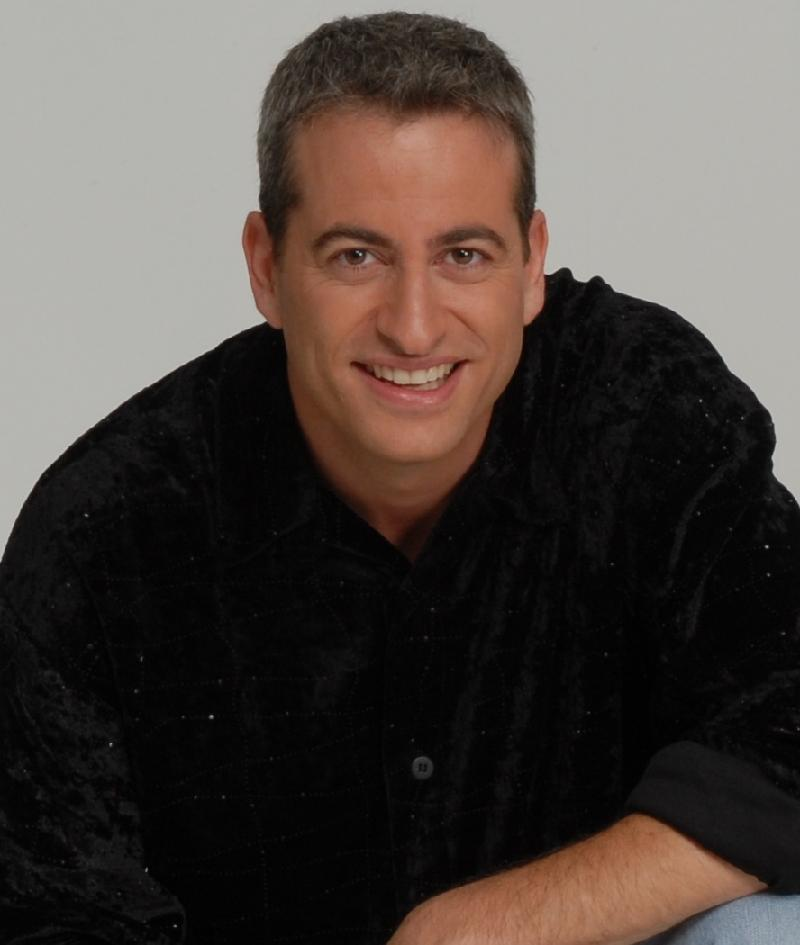 Ron Feingold as seen on Comedy Central with Devin Siebold