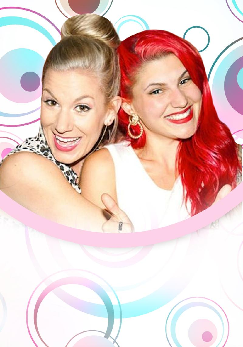 Jessimae Peluso  Carly Aquilino from Girl Code