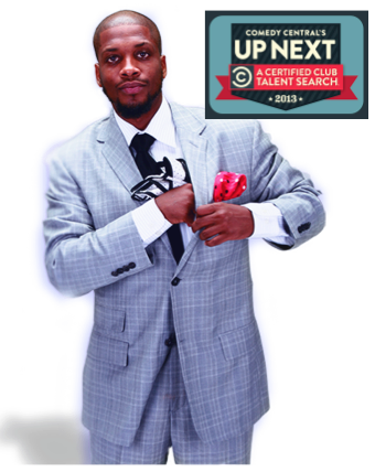 Winner of the UP NEXT Comedy Central Certified Competition ALI SIDDIQ