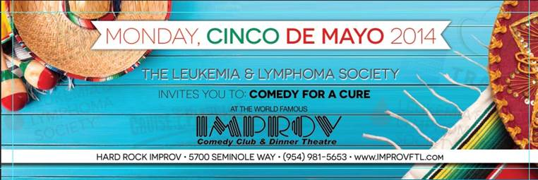 Leukemia  Lymphoma Comedy for a Cure