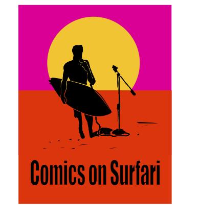 COMICS ON SURFARI