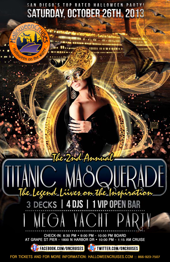 Pier-Pressure-Halloween-2nd-Annual-Titanic-Masquerade-with-Sex-Panther