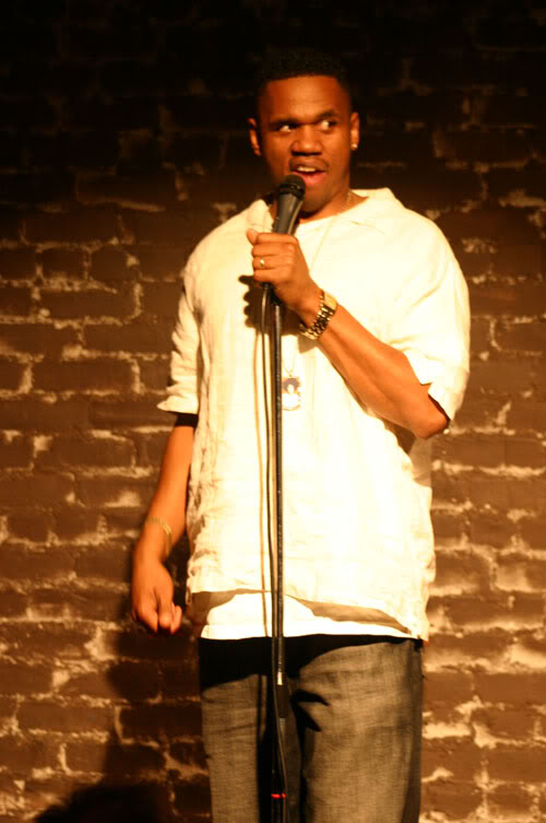 Eric Blake as seen on NBCs Last Comic Standing Comedy Central HBO Comic View and more For a sneak peek click here then select video preview
