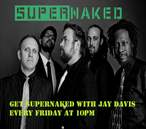 Get Super Naked with Jay Davis Special Event