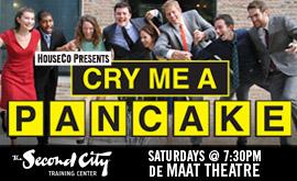 Cry Me A Pancake