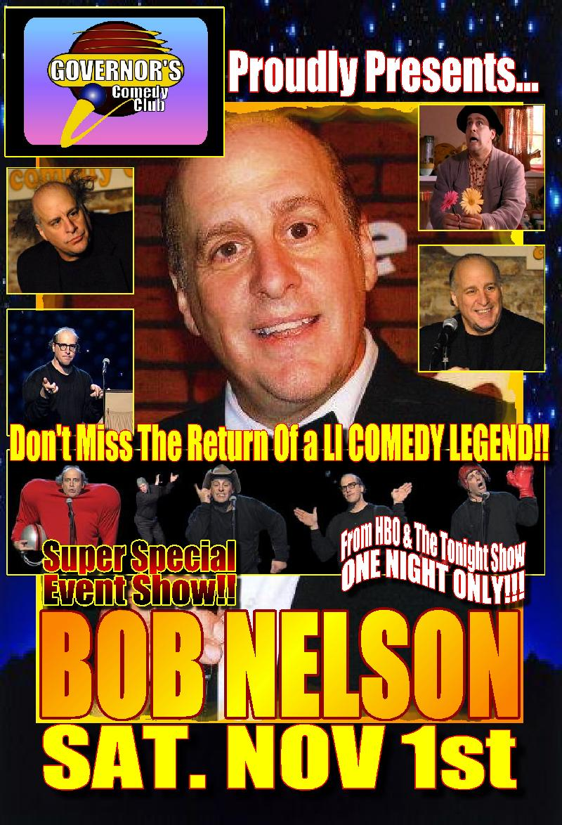 BOB NELSON  SPECIAL EVENT P