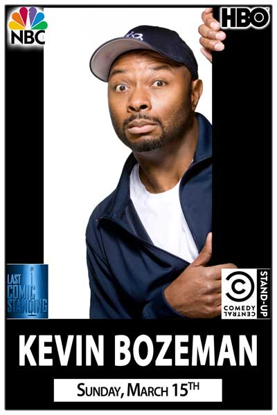 Kevin Bozeman live at Zanies Comedy Club Nashville Sunday, March 15, 2015