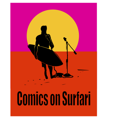 COMICS ON SURFARI