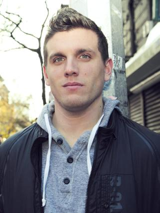 Chris Distefano from MTVs Guy Code