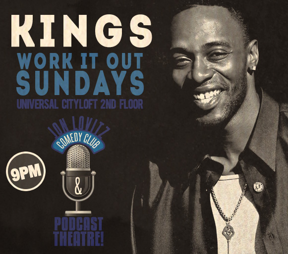 Kings Work It Out Sundays
