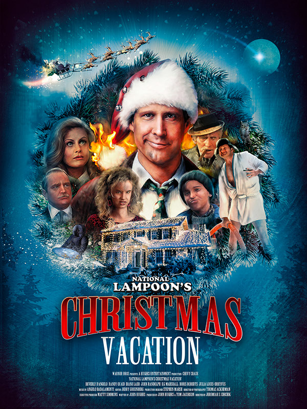 share with your friends - National Lampoon Christmas Vacation