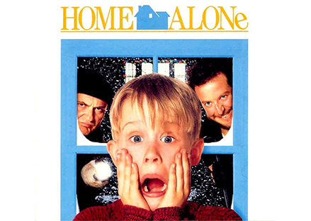 share with your friends - Home Alone Christmas Movie