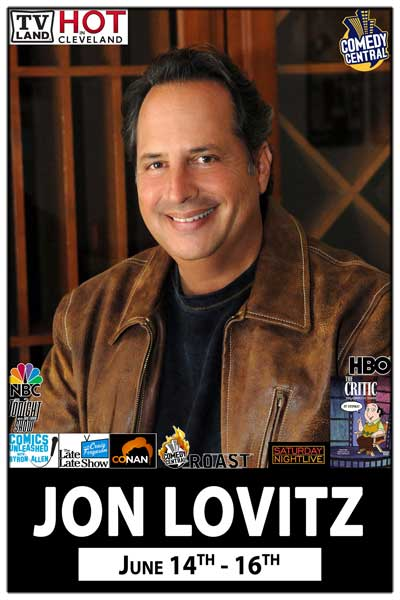 Jon Lovitz June 14-16