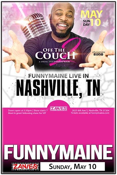 Comedians on tour 2020