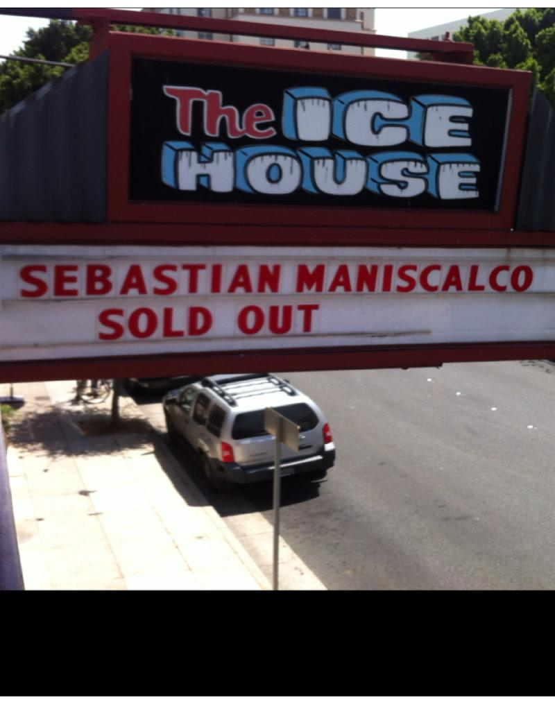 The Ice House :: Sebastian Maniscalco