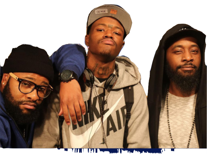 DEM WILD BOYS: DC YOUNG FLY, CHICO BEAN, KARLOUS MILLER ...