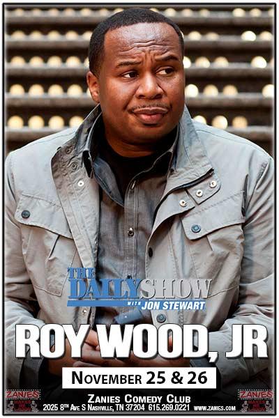 Roy Wood Jr. November 25-26, 2016