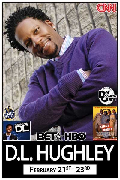 DL Hughley Feb 21-23