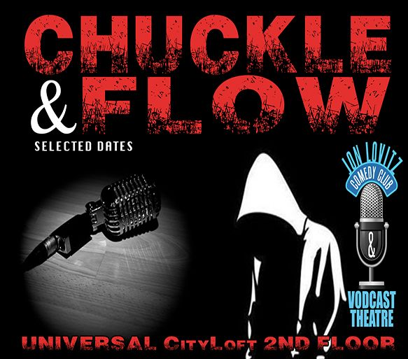 Chuckle  Flow with Carl Spitale  Jamal Coleman  Special Guest JEFF RICHARDS