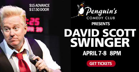 David Scott AKA The Swinger