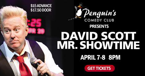 David Scott AKA Mr Showtime