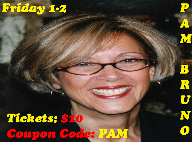 Ray Combs Presents FCC Comedy Show 12 Pam Bruno