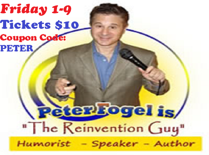 Ray Combs Presents Comedy Show 14 Peter Fogel