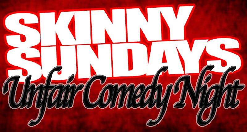 SKINNY SUNDAYS with Gerry Bednob Eddie Ifft Byron Bowers Cristela Alonzo and Hasan Minhaj