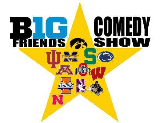 BIG TEN Comedy AllStars  Alumni Event