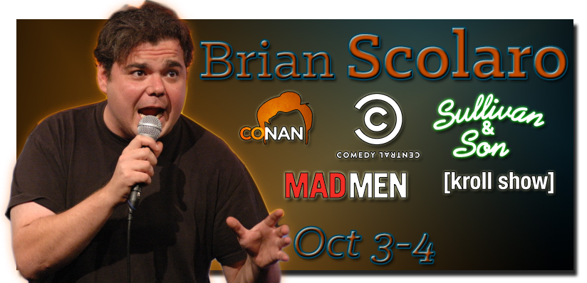 Brian Scolaro as seen on Mad Men Comedy Central  Dexter Conan Kroll Show Sullivan and Son and more