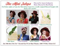 The Mint Juleps
