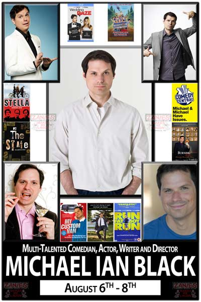 Michael Ian Black Multi-Talented Comedian, Actor Writer and Director Live at Zanies Comedy Club Nashville August 6-8, 2015