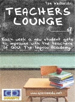 Teachers Lounge