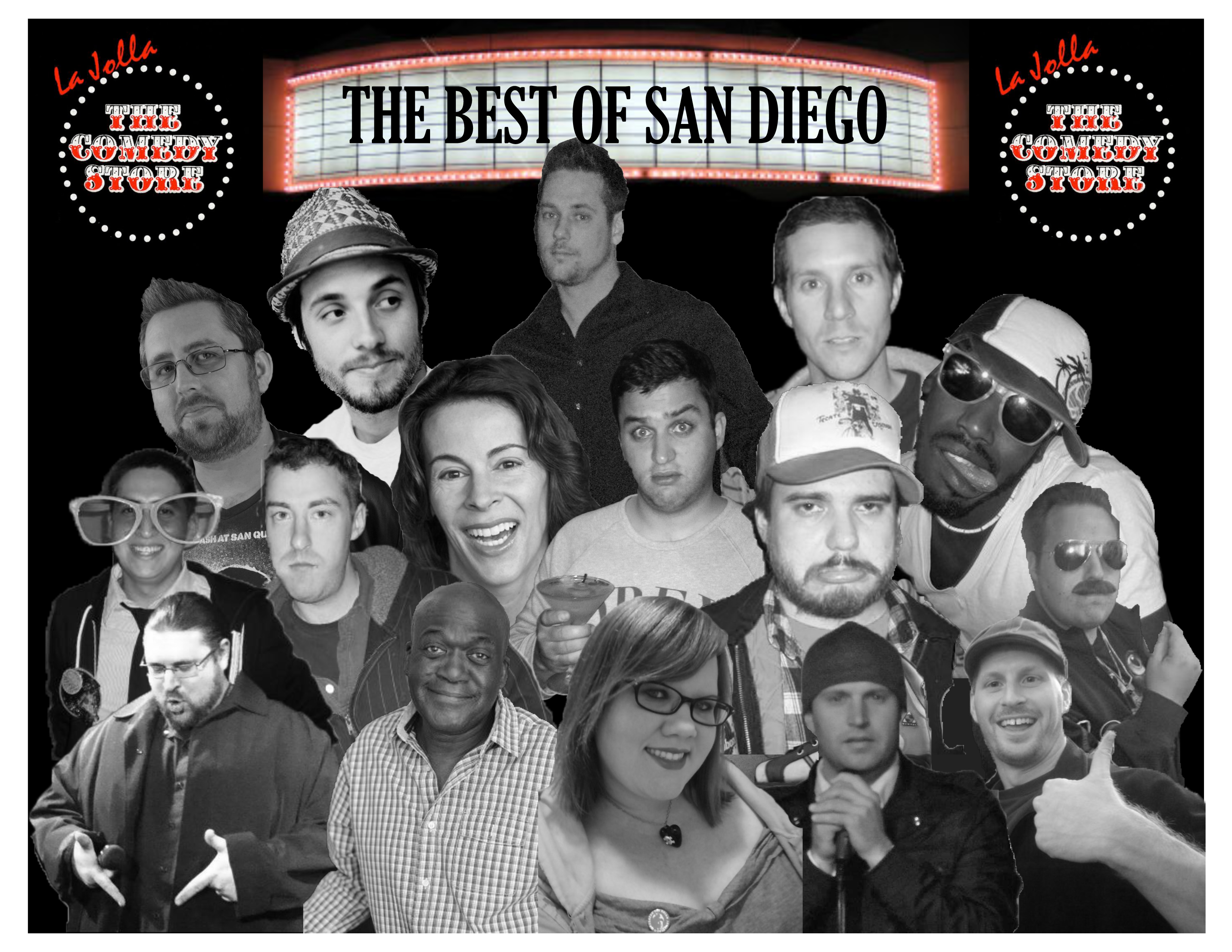 The Best of San Diego Comedy